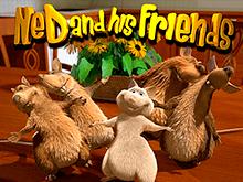 Казино с бесплатным автоматом Нед И Его Друзья Крысы